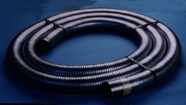 Flexible metal pipes